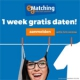 Gratis 1 week daten bij E-Matching